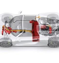 porsche 918 spyder plug in hybrid components [ 2126 x 1535 Pixel ]