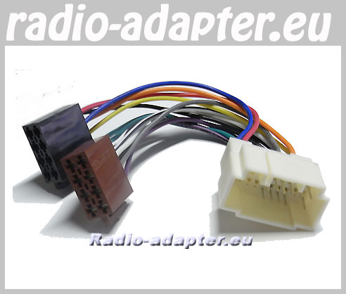 Car Stereo Wiring Harness Adapters Wiring Harness Adapter For Car
