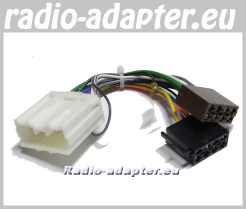 Galant Stereo Wiring Harness Diagram Mitsubishi Lancer 2005 2006 Car Stereo Wiring Harness