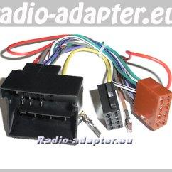 Vw Transporter T5 Stereo Wiring Diagram Trailer Battery Www Toyskids Co Skoda Fabia Ii 2007 Onwards Car Radio Harness Wire