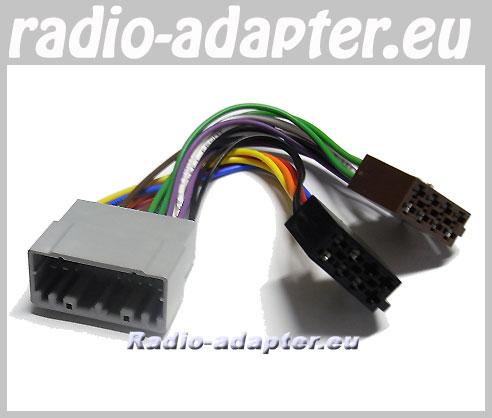 1997 Dodge Radio Wiring Diagram Jeep Commander 2005 Onwards Car Radio Wire Harness Wiring