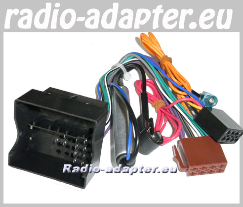 Jvc Car Stereo Wiring Diagram Peugeot 307cc 2004 Onwards Stereo Wiring Harness Iso