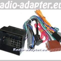 Peugeot 407 Wiring Diagram 7 Way Trailer Hitch Loom Worksheet And 2004 Onwards Stereo Harness Iso Aerial Adaptor Rh Car Hifi Radio Adapter Eu Boot