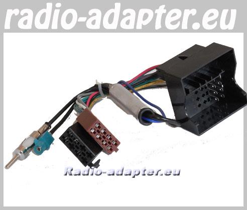 wiring diagram sony car stereo rat thymus anatomy citroen c4 2005 onwards radio harness + din antenna adaptor - hifi adapter.eu