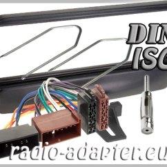 Ford Focus Mk2 Wiring Diagram 2001 36 Volt Club Car Fiesta Bis 2003 Radio, Autoradio Einbauset Antennenadapter + Entriegelung - Hifi Radio ...