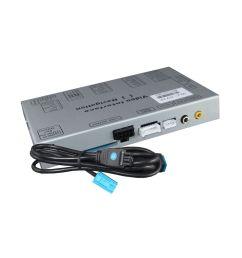 opel navi cd70 aux cable adapter for opel cd70 navi dvd90 navi cd30 mp3 [ 900 x 962 Pixel ]