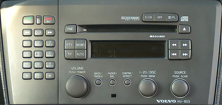 2006 Volvo Xc90 Wiring Diagram Volvo Usb Sd Aux Interface Xcarlink Hu Radio