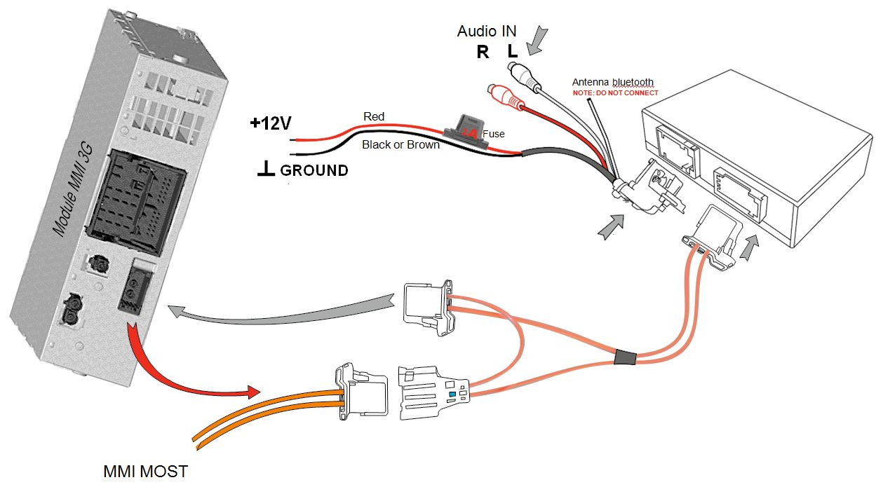 hight resolution of audi mmi wiring diagram wiring diagram inside audi q7 navigation wiring
