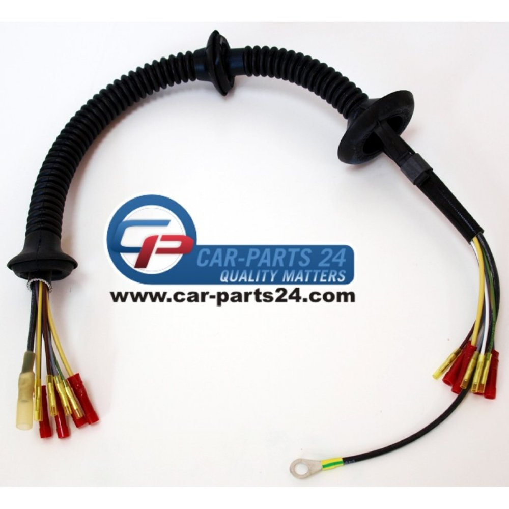 medium resolution of repair wiring set silicone cable for trunk lid for bmw e46 limousine coupe