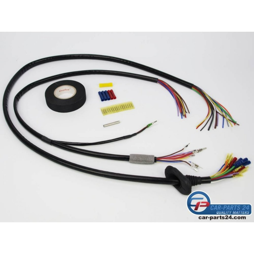 medium resolution of repair wiring harness tailgate right side for bmw e61
