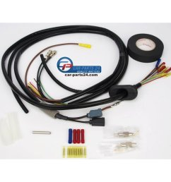 repair wiring harness tailgate highly flexible cable left side for bmw e61 [ 1400 x 1400 Pixel ]