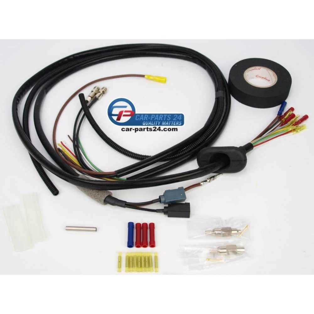medium resolution of repair wiring harness tailgate highly flexible cable left side for bmw e61