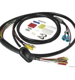 repair wiring harness tailgate highly flexible cable left side for bmw e61 109 99  [ 1400 x 1400 Pixel ]