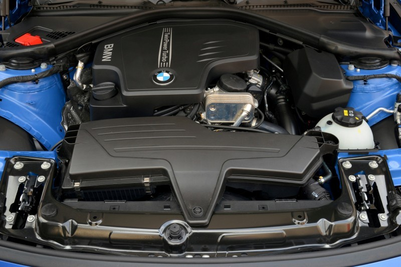100 New Photos - 2015 BMW 428i and 435i Gran Coupe Are Segment-Busting AWD 4-Doors 121
