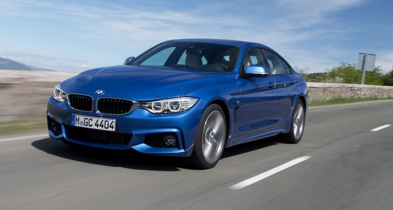 100 New Photos - 2015 BMW 428i and 435i Gran Coupe Are Segment-Busting AWD 4-Doors 24
