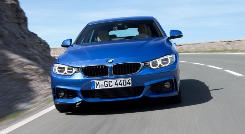 100 New Photos - 2015 BMW 428i and 435i Gran Coupe Are Segment-Busting AWD 4-Doors 25