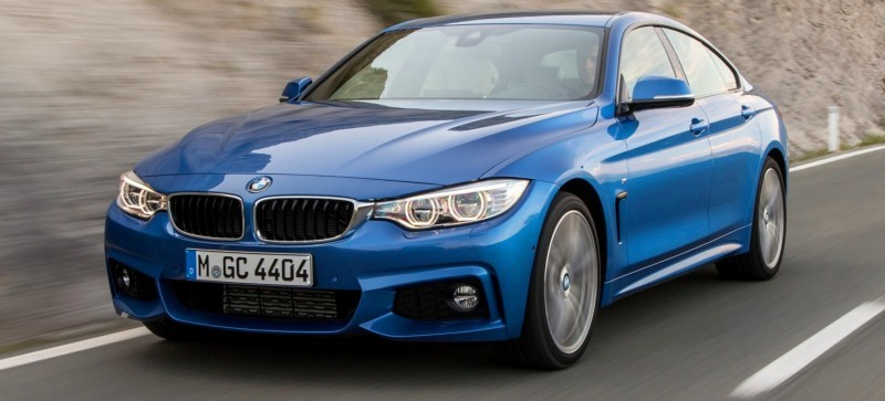 100 New Photos - 2015 BMW 428i and 435i Gran Coupe Are Segment-Busting AWD 4-Doors 3