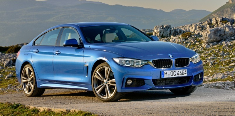 100 New Photos - 2015 BMW 428i and 435i Gran Coupe Are Segment-Busting AWD 4-Doors 37
