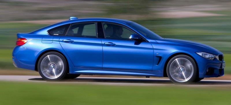 100 New Photos - 2015 BMW 428i and 435i Gran Coupe Are Segment-Busting AWD 4-Doors 56