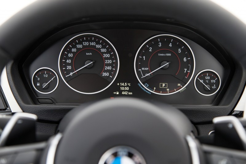 100 New Photos - 2015 BMW 428i and 435i Gran Coupe Are Segment-Busting AWD 4-Doors 90