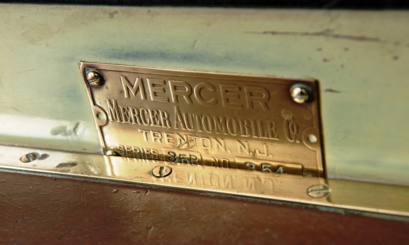 1911 Mercer Type 35R Raceabout 12