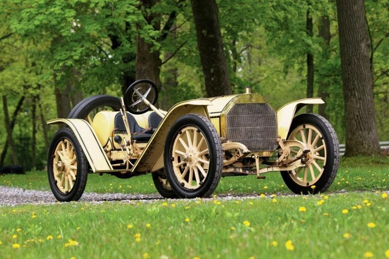 1911 Mercer Type 35R Raceabout 16