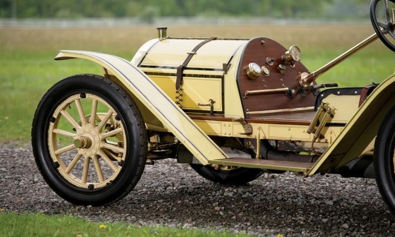 1911 Mercer Type 35R Raceabout 9