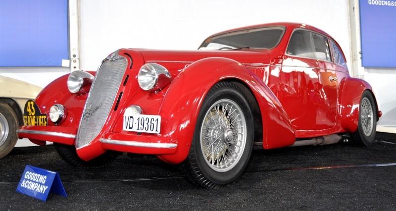 1938 Alfa-Romeo 6C 2300B Mille Miglia 6