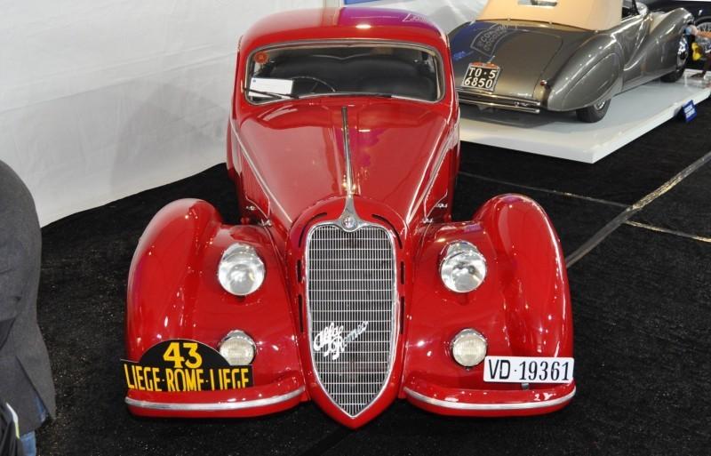 1938 Alfa-Romeo 6C 2300B Mille Miglia 9