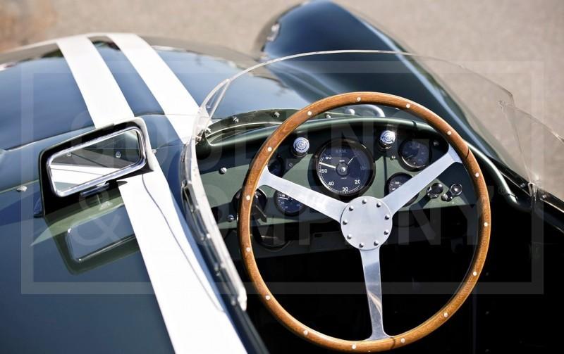 1955 Aston Martin DB3S Earns $5.5M At Gooding Pebble Beach 2014  18