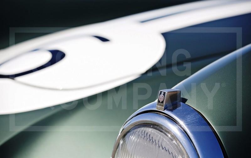 1955 Aston Martin DB3S Earns $5.5M At Gooding Pebble Beach 2014  2