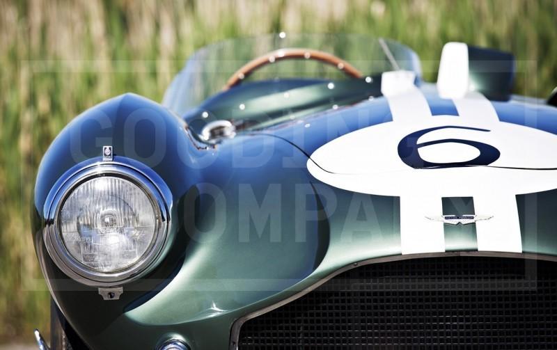 1955 Aston Martin DB3S Earns $5.5M At Gooding Pebble Beach 2014  20