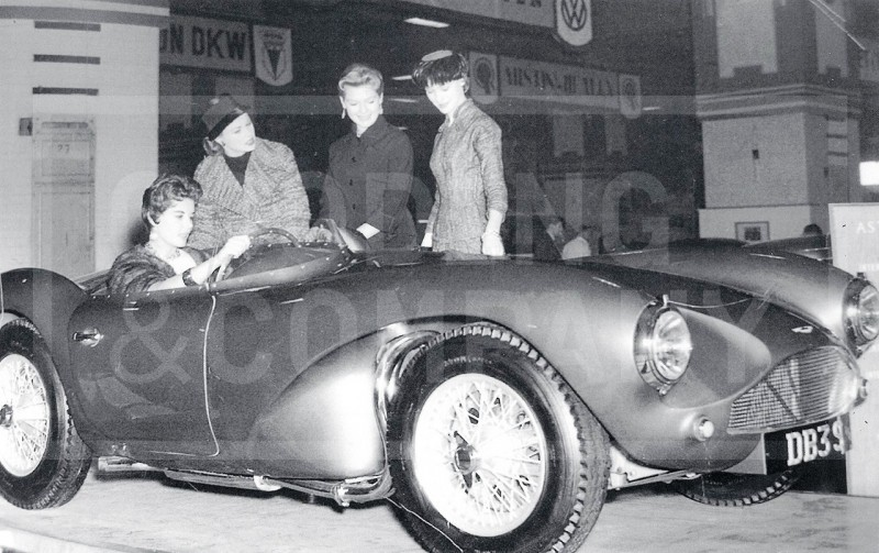 1955 Aston Martin DB3S Earns $5.5M At Gooding Pebble Beach 2014  9