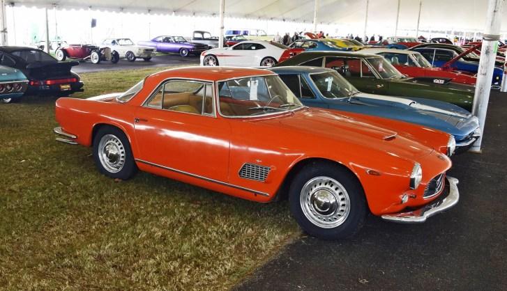 1963 Maserati 3500GTi Superleggera Coupe 13