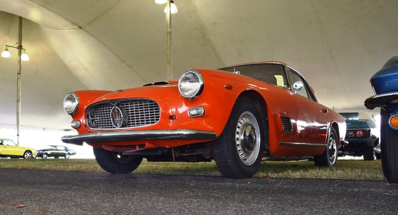 1963 Maserati 3500GTi Superleggera Coupe 23