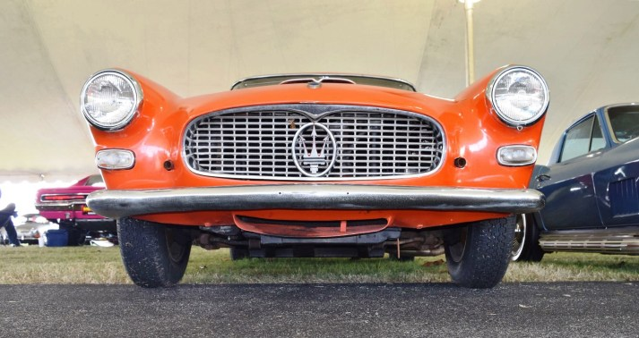 1963 Maserati 3500GTi Superleggera Coupe 3