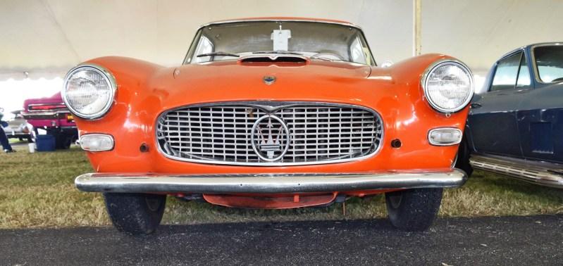1963 Maserati 3500GTi Superleggera Coupe 4