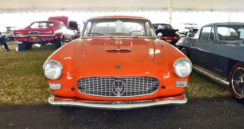 1963 Maserati 3500GTi Superleggera Coupe 5
