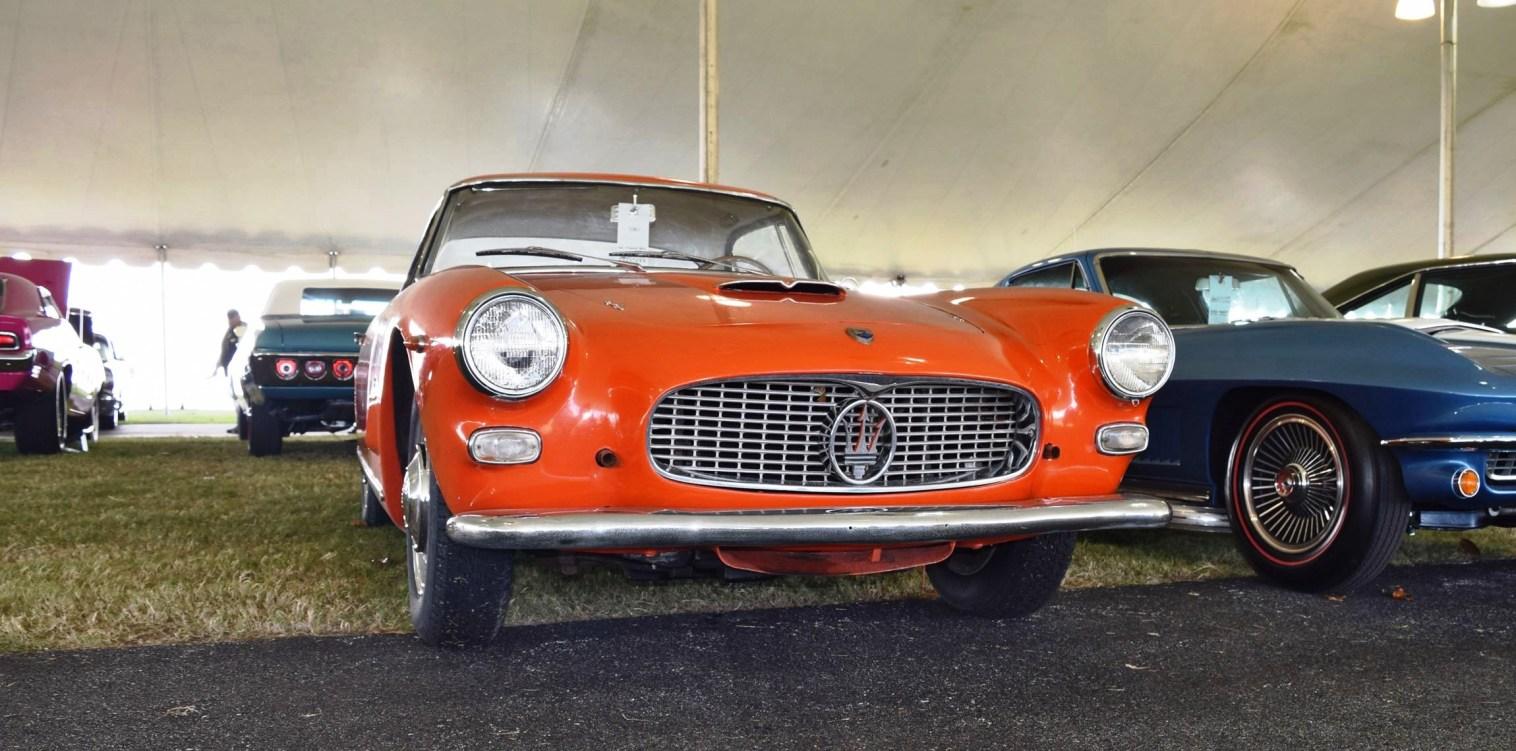1963 Maserati 3500GTi Superleggera Coupe 7