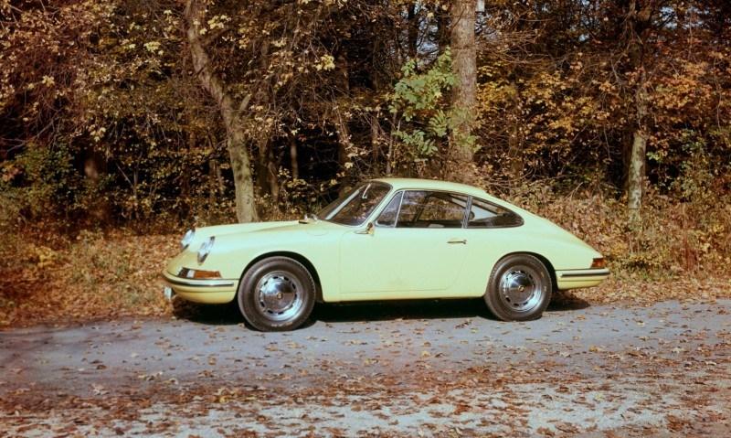 1963 Porsche Type 901_001