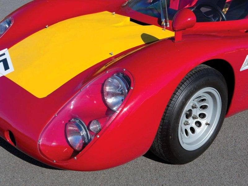 1968 Alfa Romeo Tipo 33-2 Daytona RM Auctions MONACO 2014 8