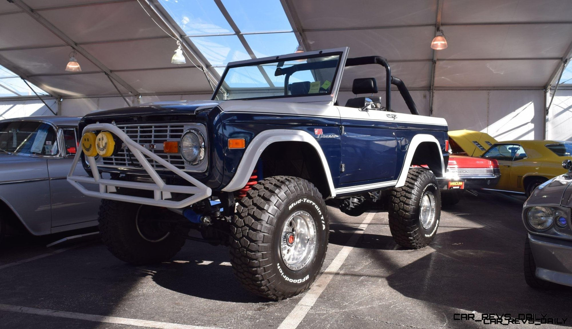 hight resolution of 1970 ford bronco sport 5