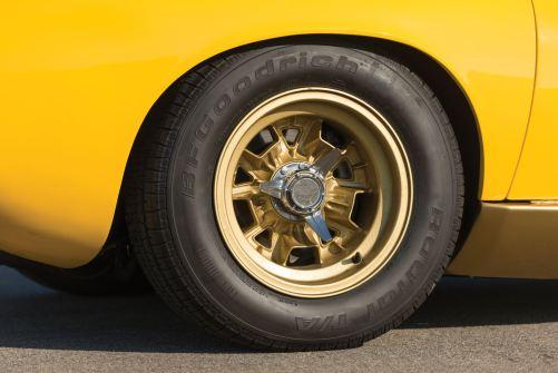 1971 Lamborghini Miura P400 SV 20