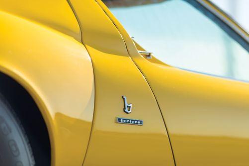 1971 Lamborghini Miura P400 SV 8