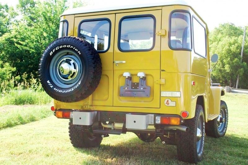 1976 Toyota Land Cruiser FJ40 2