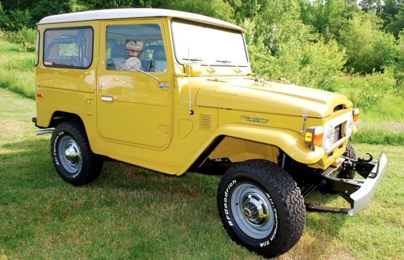 1976 Toyota Land Cruiser FJ40 21