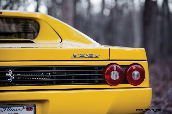 1995 Ferrari F512 Modificata 6