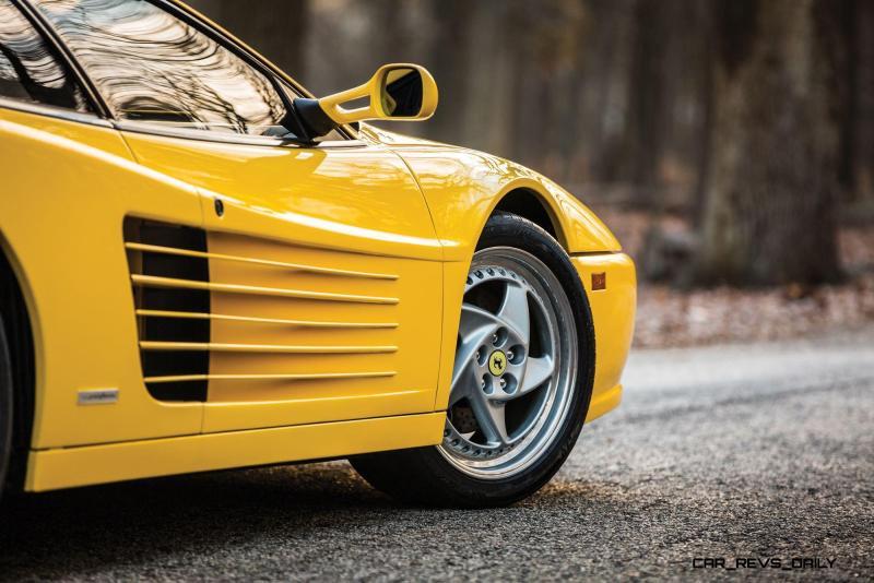 1995 Ferrari F512 Modificata 8