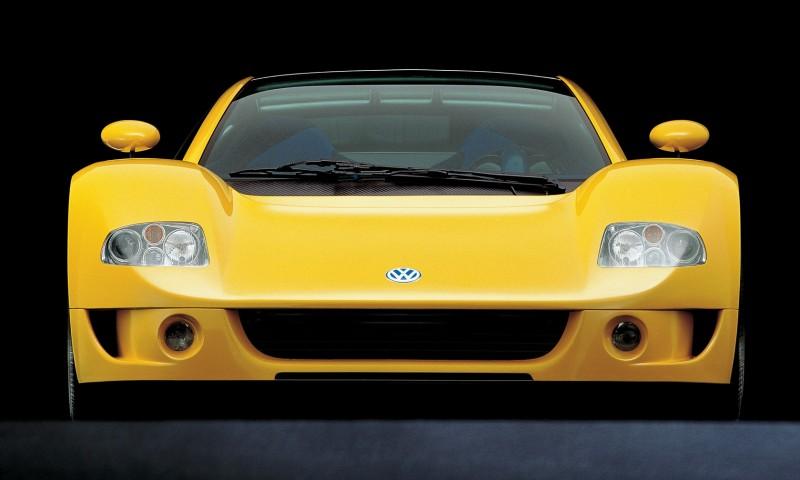 1997 Volkswagen W12 SYNCHRO 8