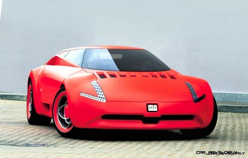 2000 Lancia Stratos S81 Stola 3